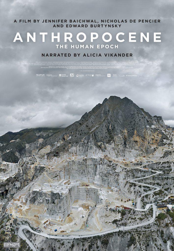 Poster for Anthropocene