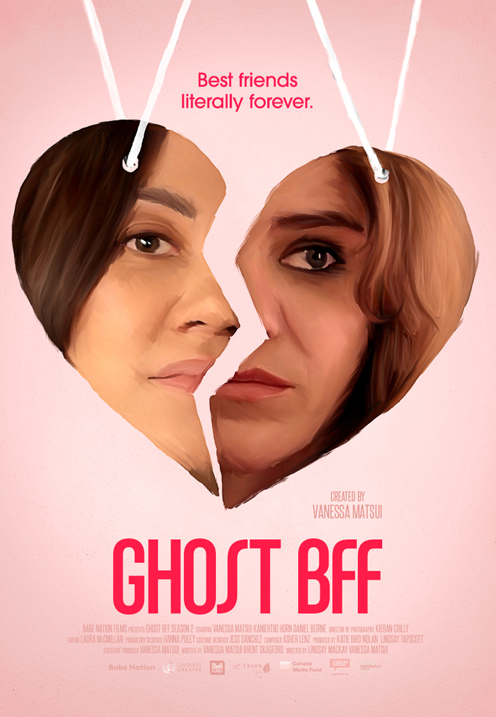 Poster for Ghost BFF