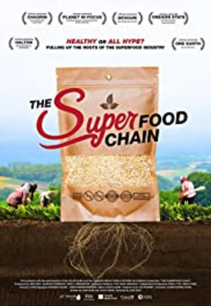 Poster for The Super Food Chain